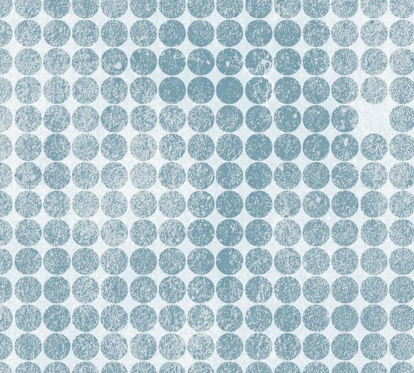 dettaglio della carta da parati nella prima colorazione