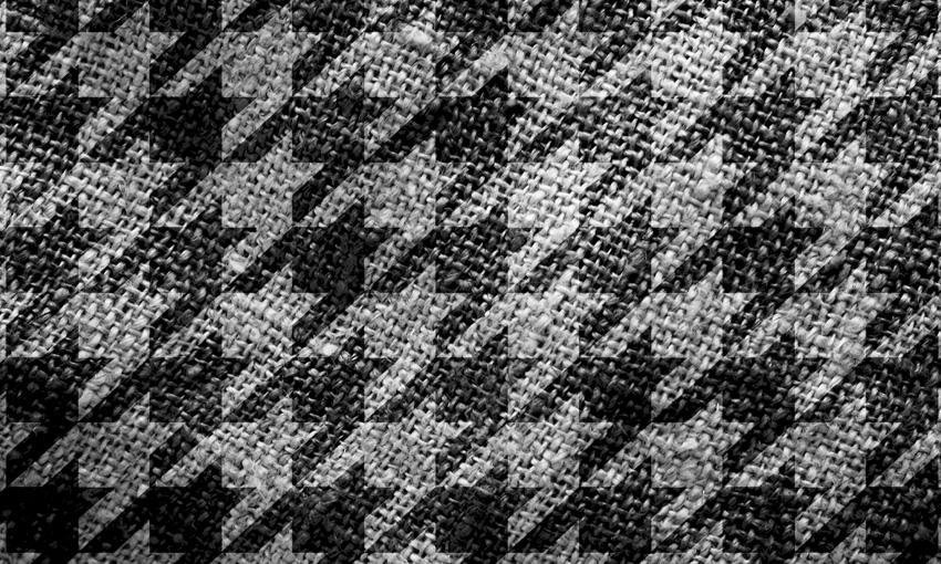 dettaglio carta da parati tessuto tweed