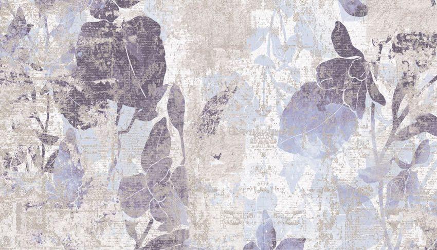 dettaglio carta da parati fiori di pompei