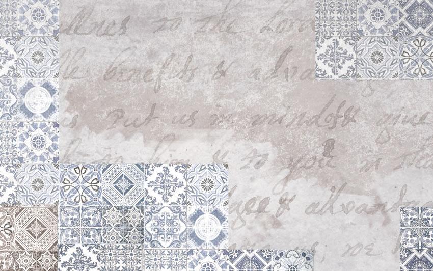 dettaglio carta da parati rivestimento vintage