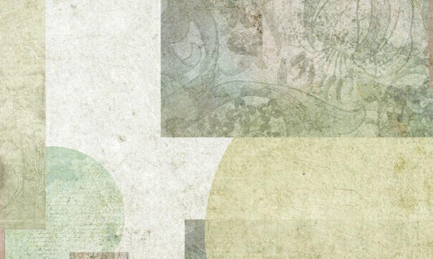 dettaglio carta da parati mongolfiere storiche