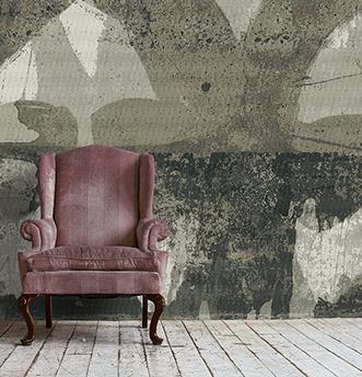 piombo, perfetta decorazione per parete di un locale