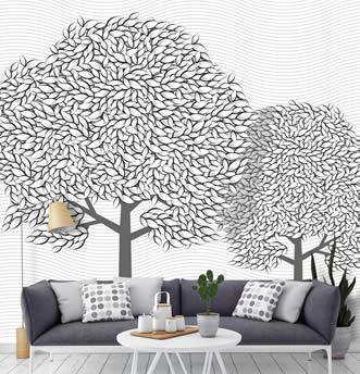 Grafica degli alberi astratti
