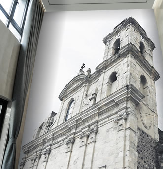 carta da parati campanile