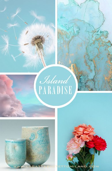 moodboard island dandelion