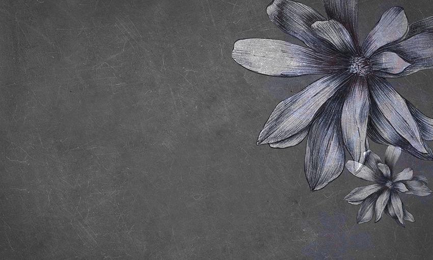 carta da parati magnolie colore 3