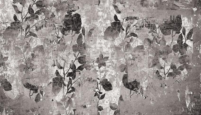Colorazione 3 della carta da parati Fiori di pompei