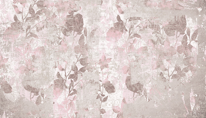 fiori di pompei carta da parati colore 4
