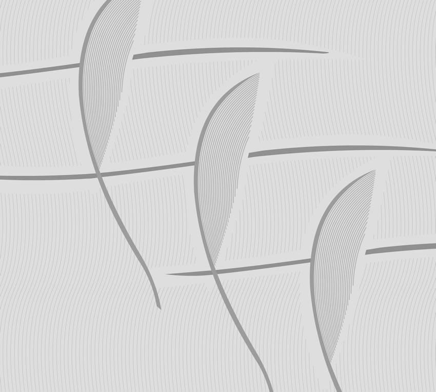 Carta da parati in tonalità di grigio