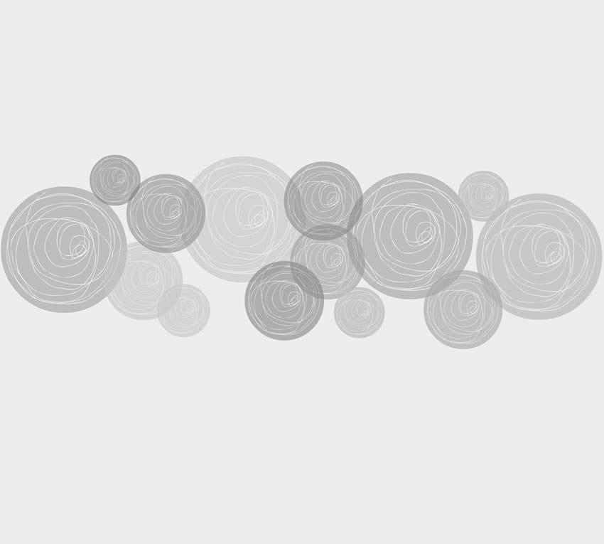 Seconda tipologia di colore in tonalità di grigio