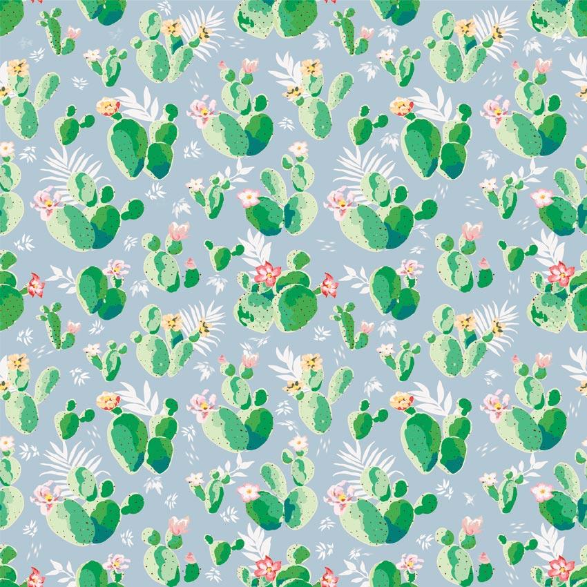 cactus tappezzeria muraria