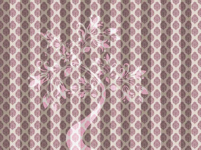 immagine della grafica con tonalità di colore rosa