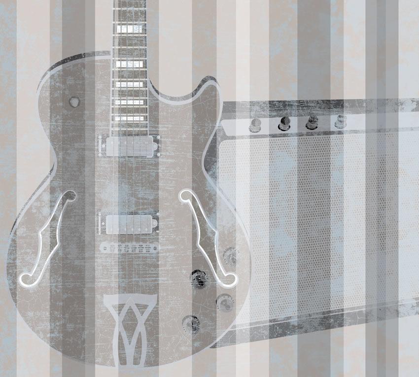 Parallele del rock, prima proposta di colore