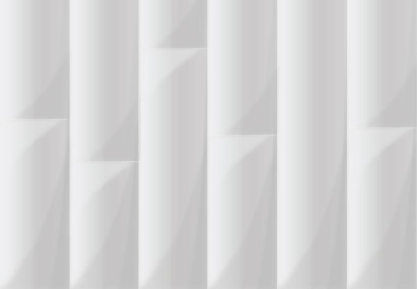 bianca carta da parati