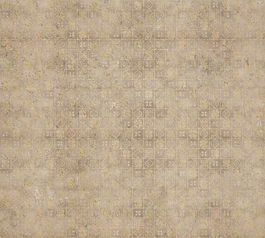 Carta da parati, prima tipologia di colore