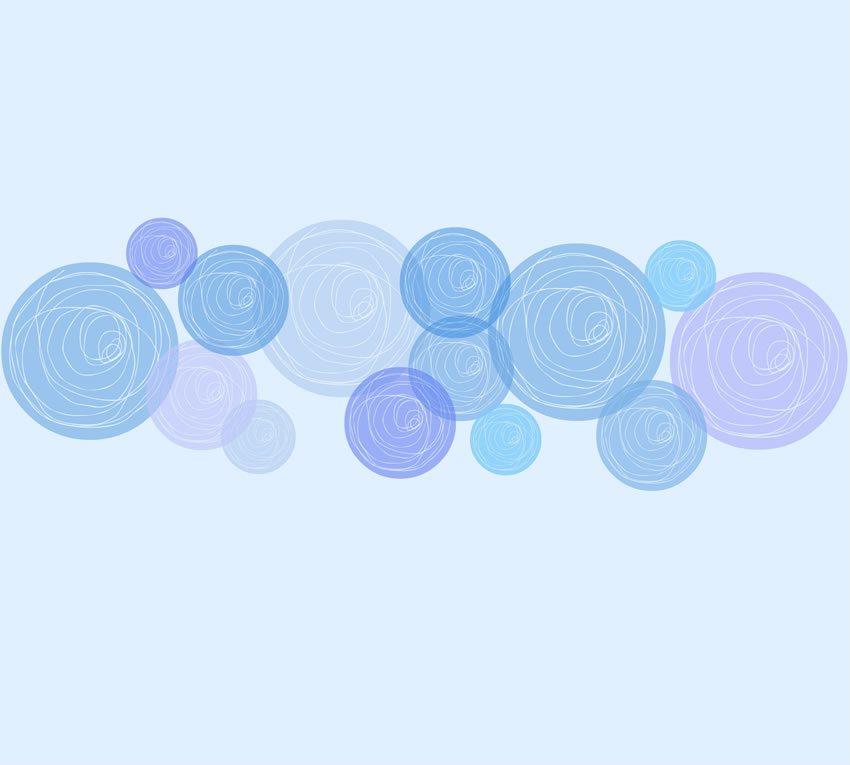 Grafica con prima tipologia di colore