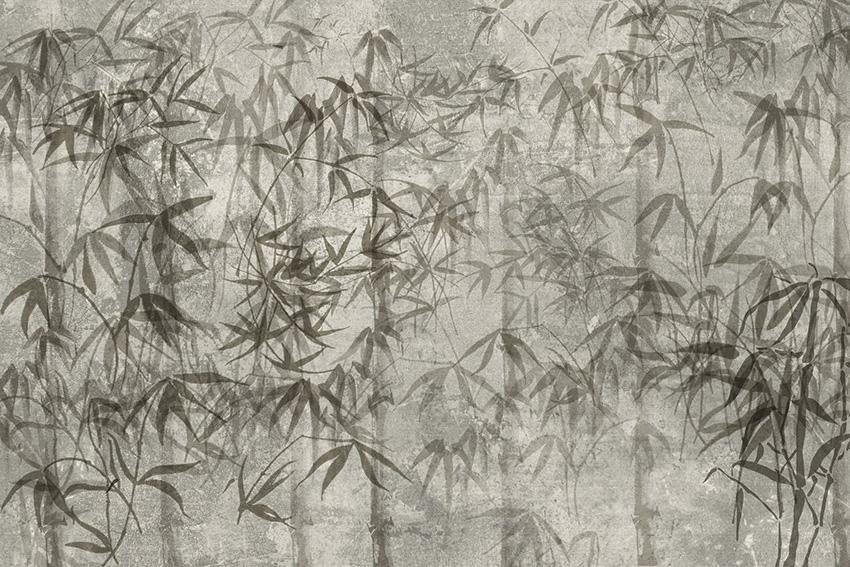bambù carta da parati