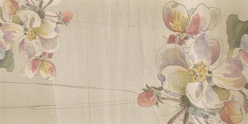 disegni floreali carta da parati