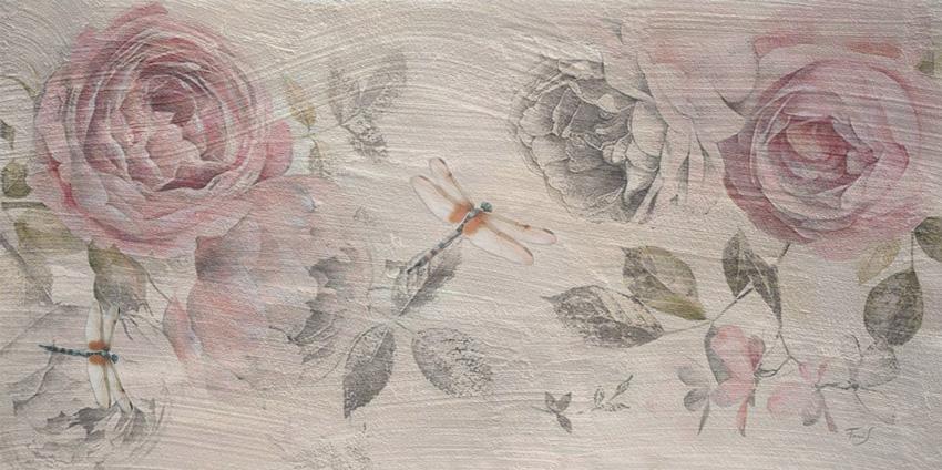 libellule carta da parati