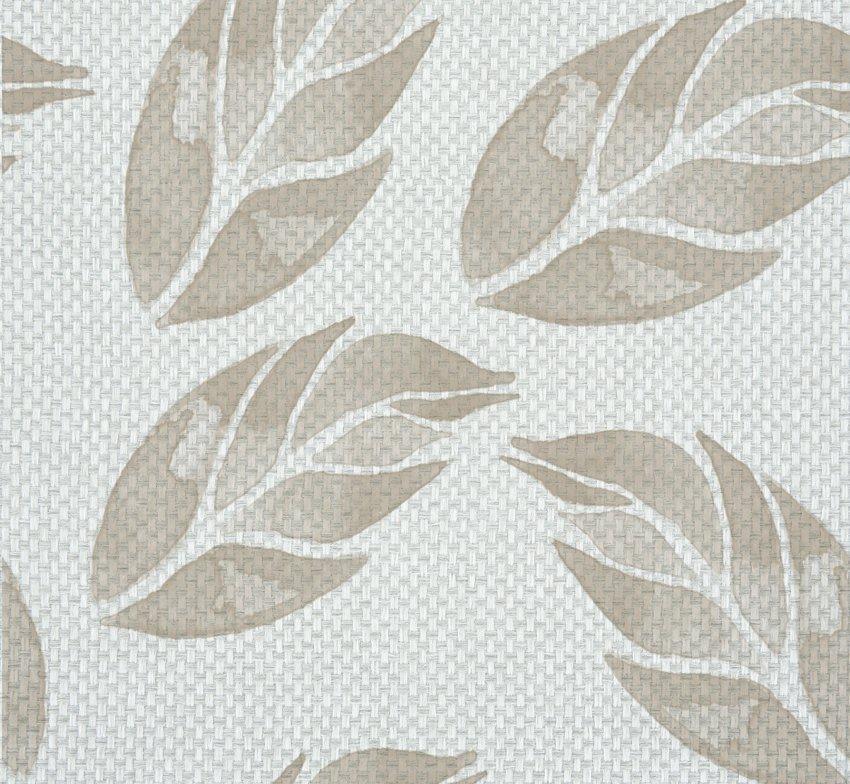 tessuto foglie carta da parati