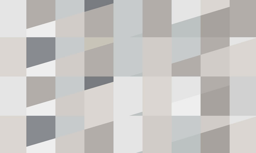 geometrica carta da parati