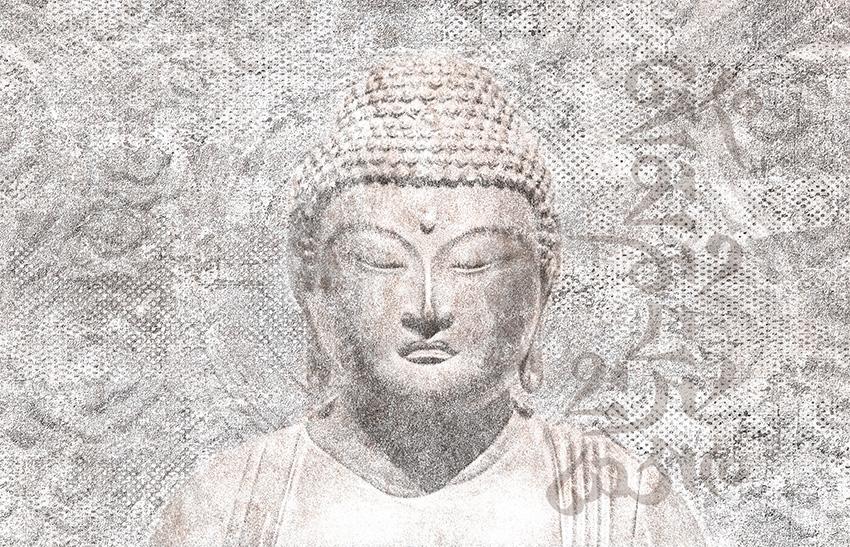 buddha carta da parati