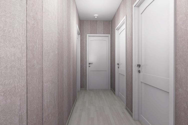 Come arredare un corridoio idee per arredare un for Arredare corridoio