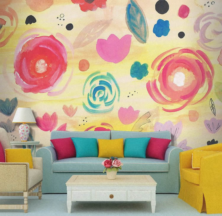 Come colorare le pareti di casa idee e molti consigli utili - Pareti colorate in casa ...